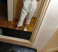 Zara bele pantalone/kilote