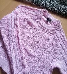 h&m crop džemper