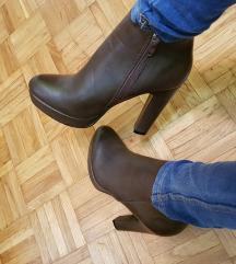 SNIZENO kratke cizme, gleznjace