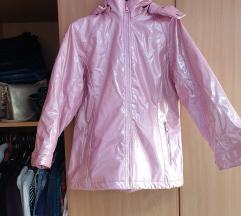 Fensi roze jakna /kabanica