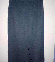 zimska suknja, NOVA, 38