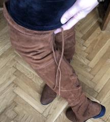 Čizme iznad kolena od hentika 40