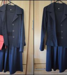 Ženski komplet - haljina i blejzer