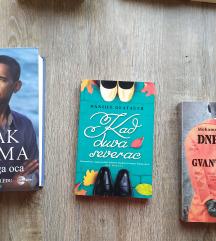 Knjige od 100 do 600!