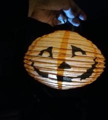 Halloween luseter sa led lampom
