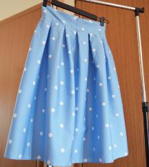 ✨ Balerina suknja* M * polka dot ✨