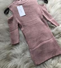 Baby rose bluza NOVO SA ETIKETOM