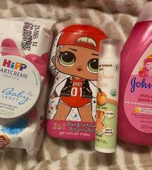 Set NOVE kozmetike za decu