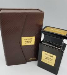 TOM FORD tobacco vanille sa ZUJALICOM