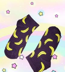 Lude pamučne čarape