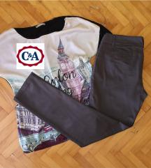 C&A cigaret sive pantalone