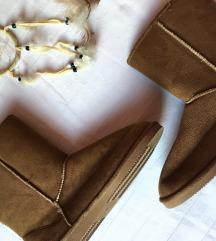 % NOVE - kratke cizme/patofne, iz Svajcarske