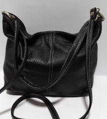 ITALY Vera Pelle torba prirodna 100%koža 26x25x15