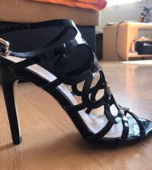 NOVE Beoshoes lakovane sandale