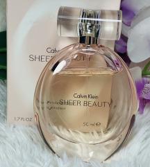 Sheer Beauty Calvin Klein za žene