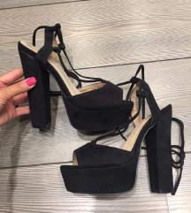 Preslatke sandale