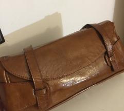 Kozna lakovana torba