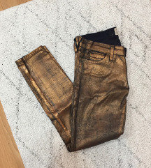 Nove Current/Elliott coated pantalone