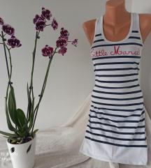 LITTLE MARCEL mornarska haljina vel S