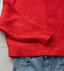 H&M Rib-Knit džemper