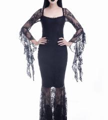 Witching Hour Maxi Dress Killstar XS