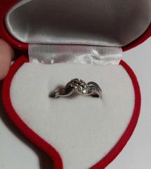 Srebrni prsten SADA 2000