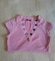 Majica boje kajsije
