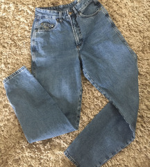 Mom jeans farmerke