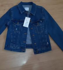 Pull&Bear nova teksas jaknica