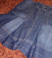Moderna teksas suknja top model 💕