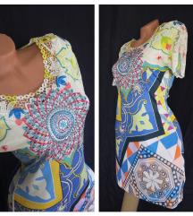VS PARIS ✪ excentrična haljina sa cirkonima