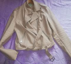 Roze kozna jaknica (dodatne slike )