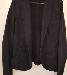 crni pamucni sako / jaknica M