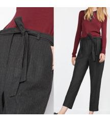 ZARA Woman pantalone SNIZENO