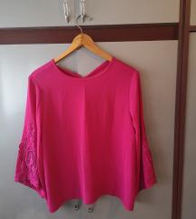 Pink bluzica, sa etiketom