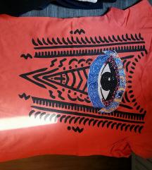 Majica sa cirkonima
