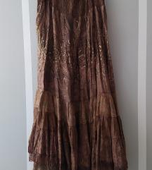 UNIKATNA skupocena suknja S-XL
