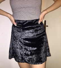 Plišana suknja