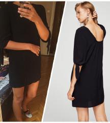 mango crna haljina novo 🖤36🖤 snizeno🖤totalno