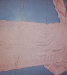 Krem haljina