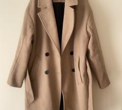 Bershka  krem kaput
