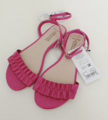 %%%CALLIOPE divne pink sandale br.37 NOVE!