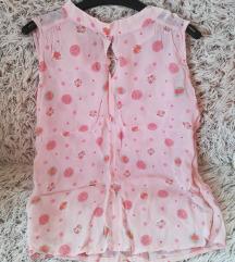 Roze letnja košuljica