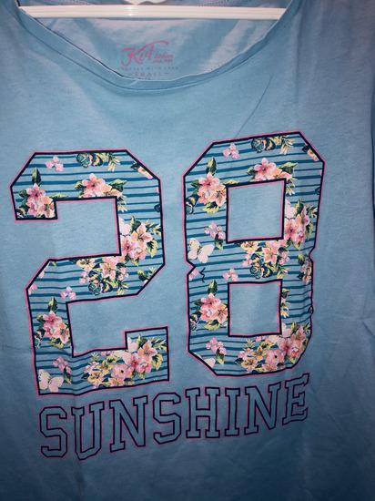 Svetlo plava majica