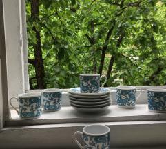 Kineski porcelanski set za kafu