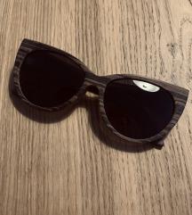 Drvene naočare, UV stakla