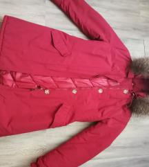 RezzZimska jakna prirodno krzno