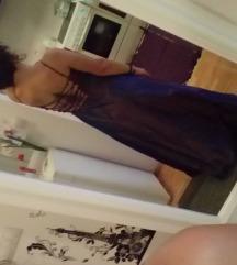 Ljubičasta svečana haljina S/M