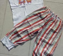 Pamučna pidžamica 14 15 16