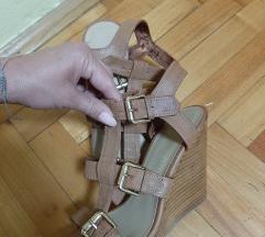 H&m sandalice 38 nove